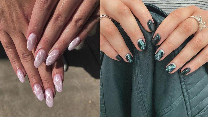 Kwarcowe paznokcie są bardzo łatwe...