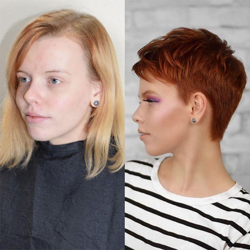 Zdjęcia 12 dziewczyn, które po wizycie u fryzjera mają idealne włosy - 2