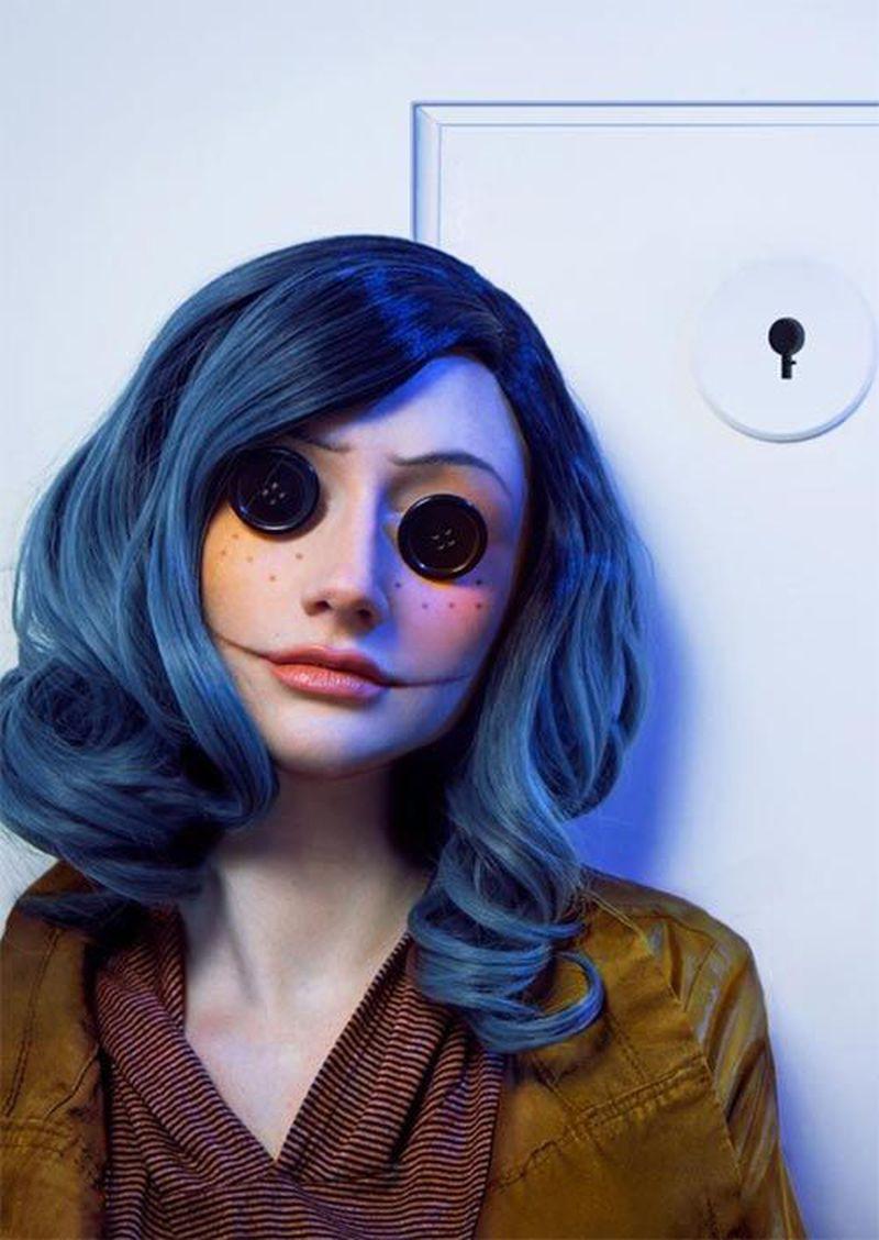 Potworne makijaże na HALLOWEEN. Ostrzegamy, ten widok przyśni Ci się w nocy - 2