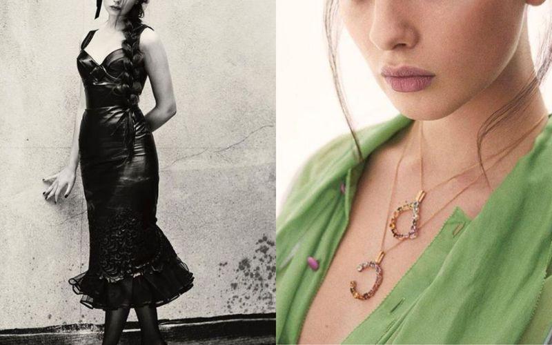 Jak wygląda córka Moniki Bellucci, Deva Cassel? Zachwyca zjawiskową urodą i podbija świat mody - zdjęcie 1