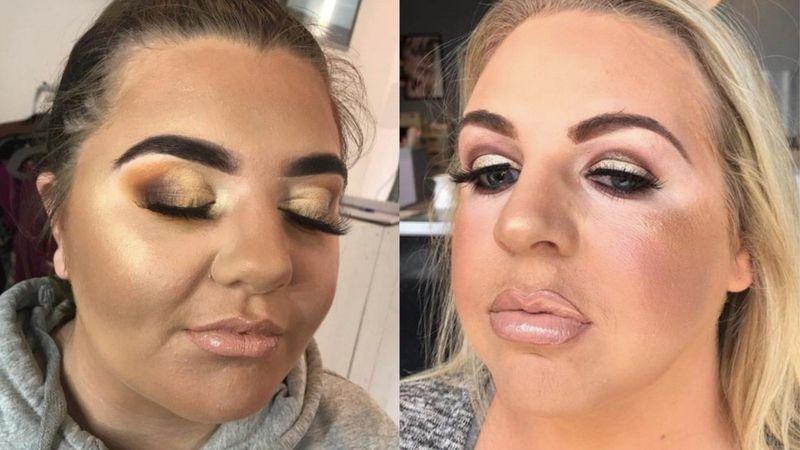 Makijaż to prawdziwa sztuka i...