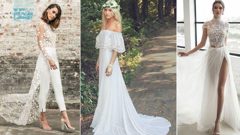 Wybór sukni ślubnej to...