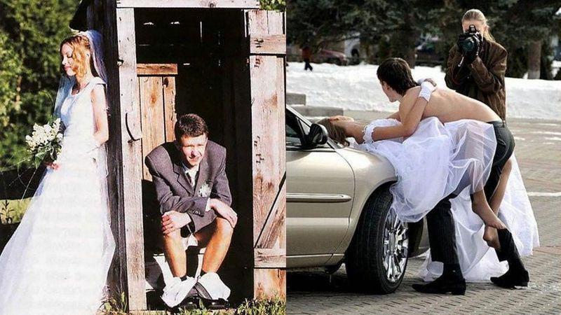 Dzień ślubu kojarzy się ze...