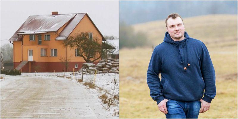 Dom Grzegorza