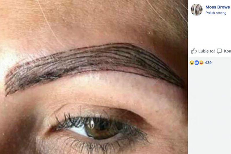 Tak nie powinien wyglądać makijaż p...