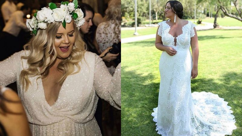 Oryginalne suknie ślubne o pięknych...