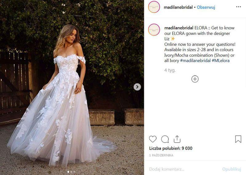 Panny młode zakochały się w tej sukni ślubnej! To najpiękniejszy model, jaki zobaczysz - 2