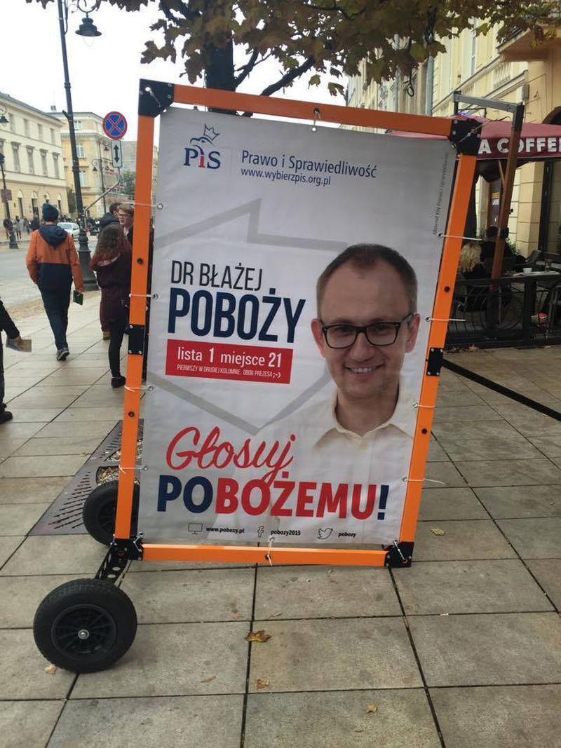 Najbardziej absurdalne plakaty z kampanii wyborczej - z nich śmieje się cały Internet! - 2