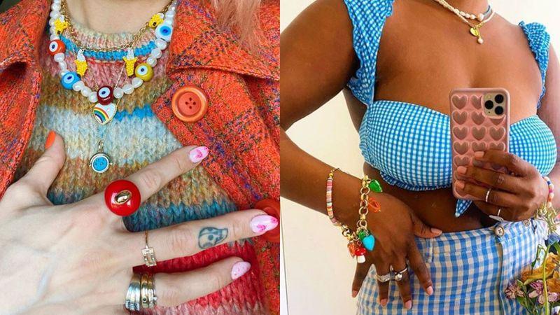 Jewellery junkie to trend...