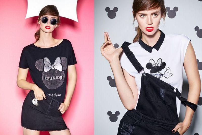 Ikona popkultury, Myszka Minnie, za...