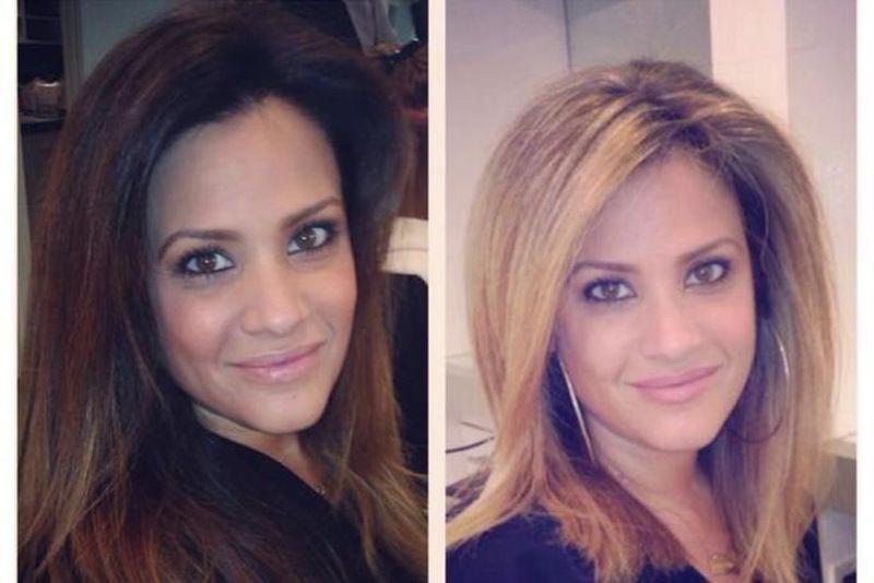 Kobiety PRZED i PO wizycie u fryzjera. W której wersji lepiej? (ZDJĘCIA) - 2