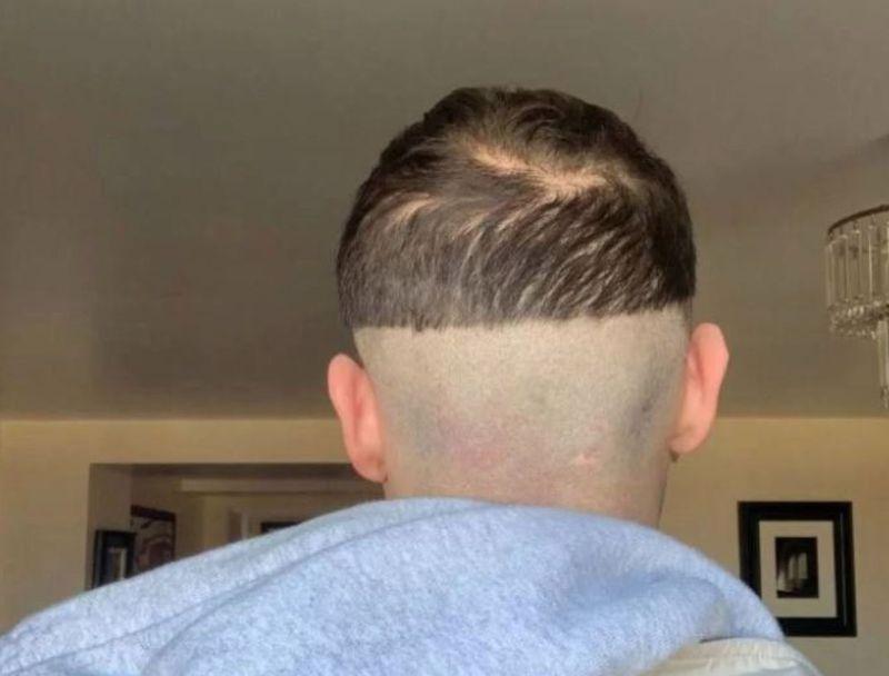 Na kwarantannie fryzjer nie wchodzi w grę. Wtedy za nożyczki chwyciły ich dziewczyny - 2