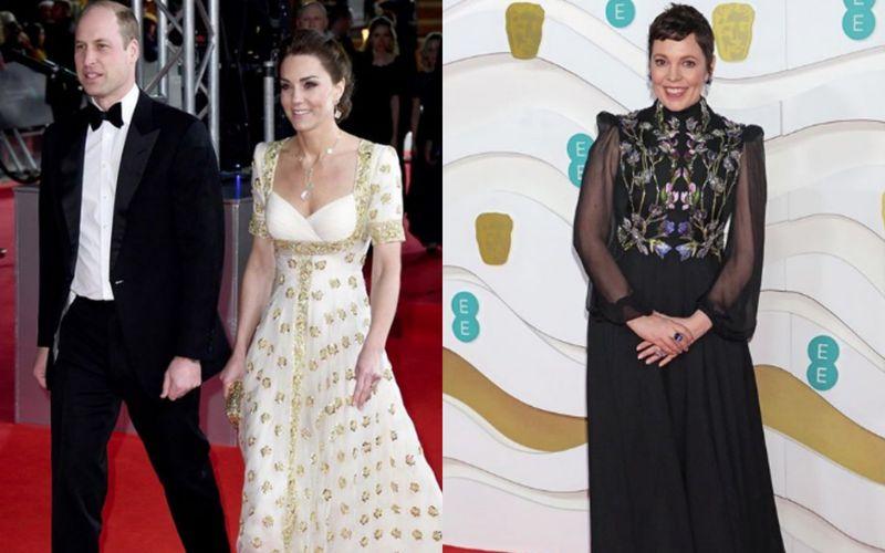 Tylko te gwiazdy założyły kreacje z odzysku na ceremonię BAFTA. Dlaczego reszta zignorowała eko-dress code? - zdjęcie 1