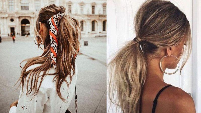 School girl ponytail czyli tzw....