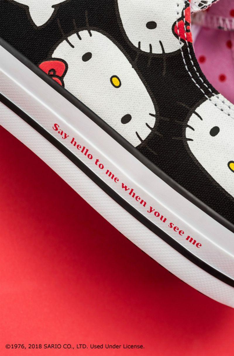 Kolekcja Hello Kitty x Converse - 2