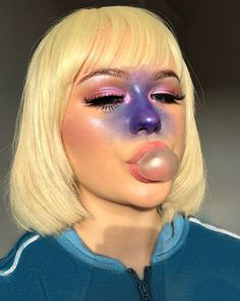 Makijaż na Halloween. Najciekawsze inspiracje z Pinteresta ♥ - 1