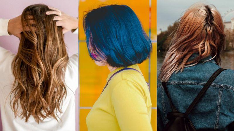 Jaki kolor włosów...