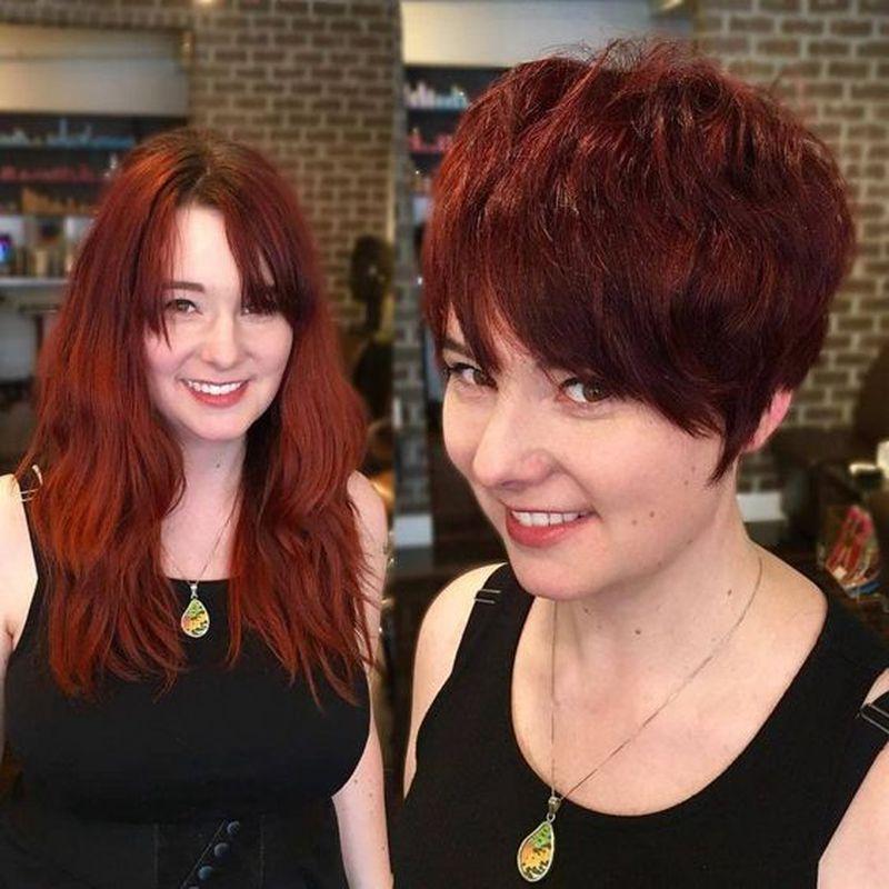 Poprosiły fryzjera o radykalną metamorfozę. Ryzyko było spore, ale się opłaciło - 2