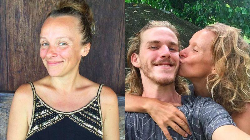 39-letnia Tina Stokłosa z Warszawy...