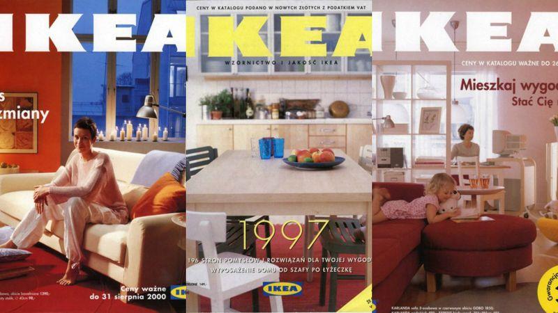 Pierwszy sklep IKEA otwarto w rodzi...