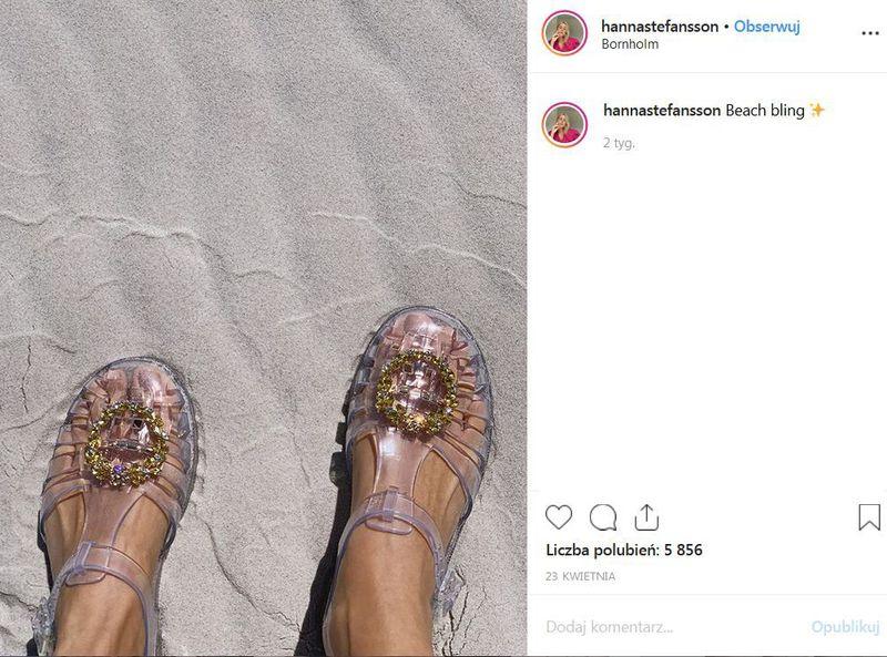 Blogerka, która ma słabość do brzydkich butów. Poznajcie Hannę - 2
