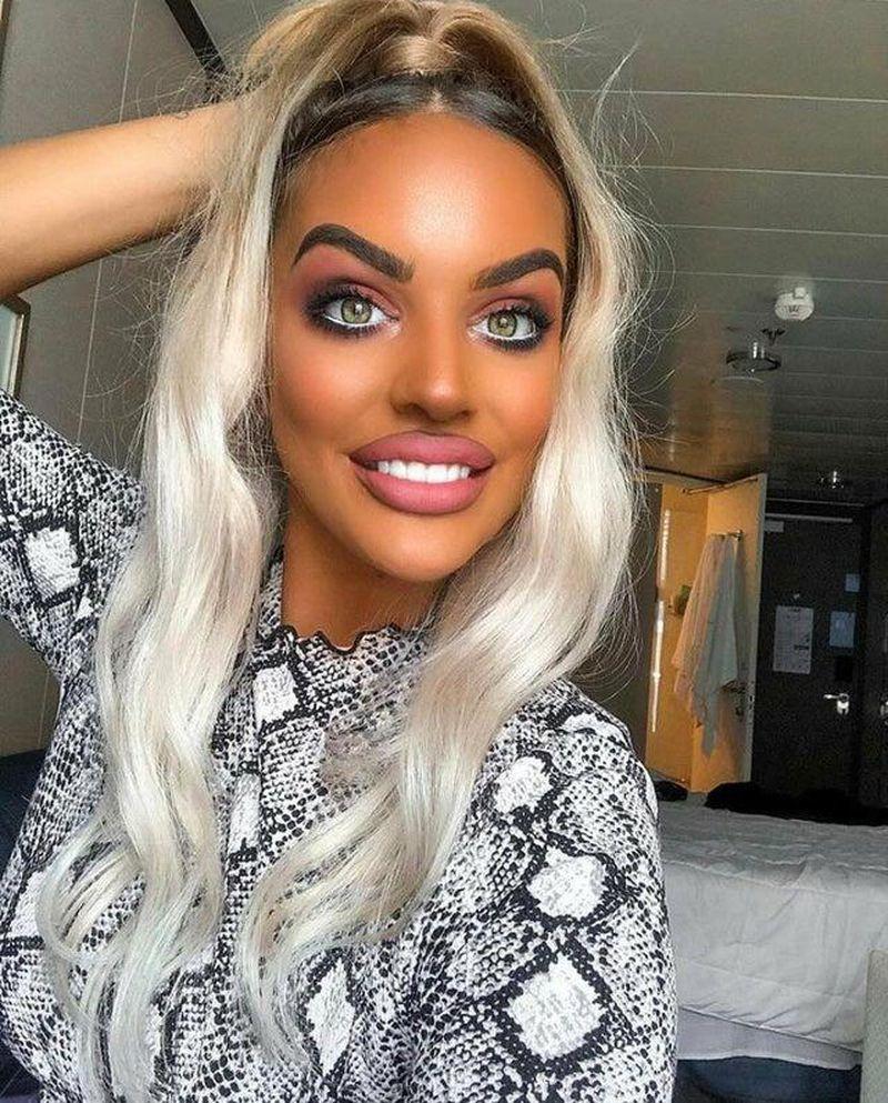 Makijaż z Instagrama kontra prawdziwe życie. Przerażające? - 2