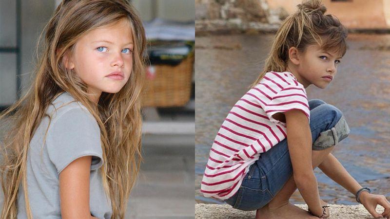 Najpiękniejsze dziecko na świecie. Jak wygląda po 9 latach? - 2