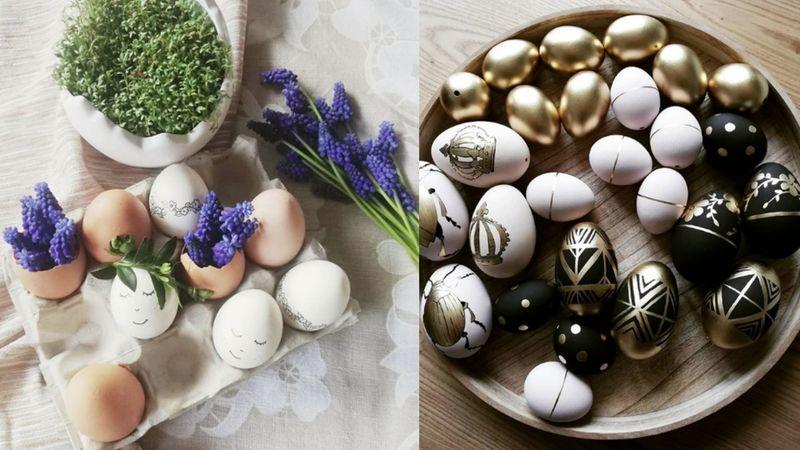 Nie ma Wielkanocy bez pisanek....