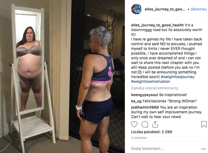 Skrajna otyłość ją zabijała. Schudła 70 kg i dziś jest ambasadorką Ironmana! - 2