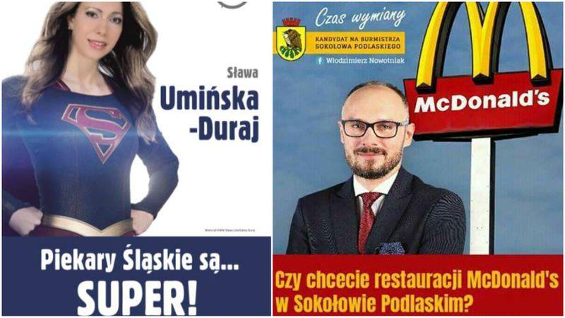 Wybory samorządowe 2018...
