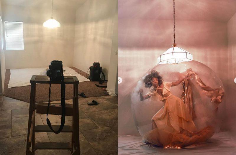 Instagram KONTRA rzeczywistość. Modelka pokazuje, jak powstają jej genialne zdjęcia - 2