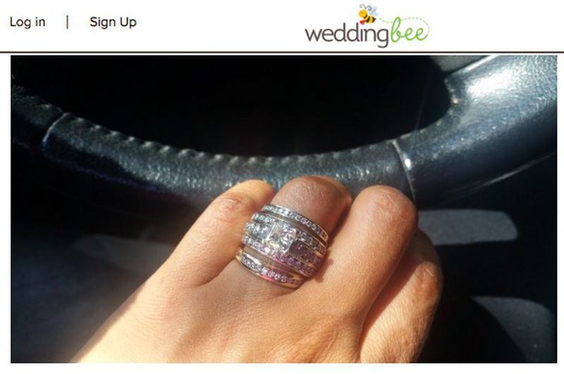 Internautki krytykują swoje pierścionki zaręczynowe. Te uznały za NAJBRZYDSZE - 2