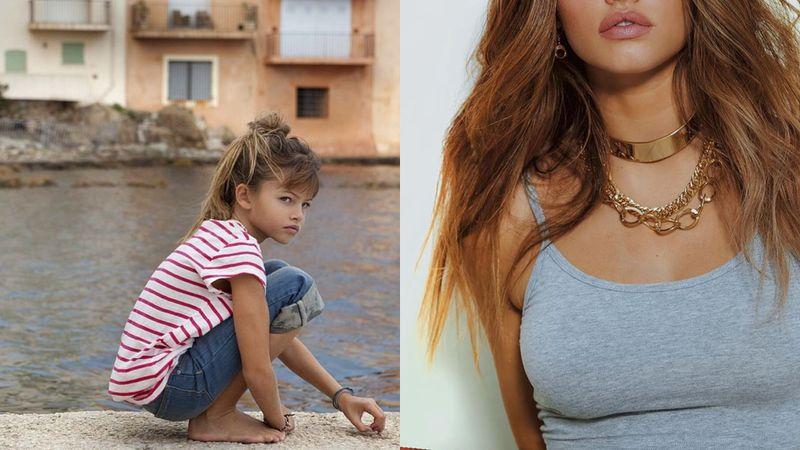 Thylane Blondeau to francuska model...