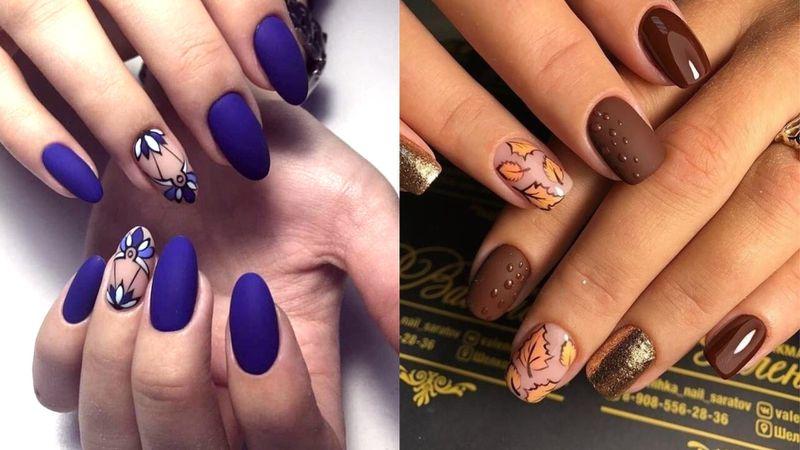 Kolorowe paznokcie, które do...