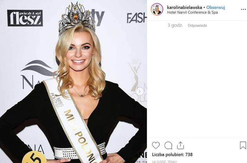 Ta dziewczyna będzie reprezentować Polskę na wyborach Miss World 2019. Ładna? - 2