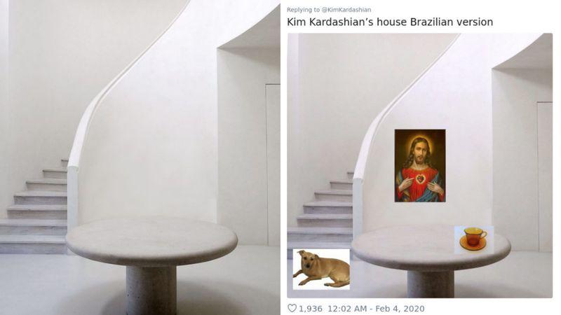 Gdy Kim Kardashian i Kanye West...