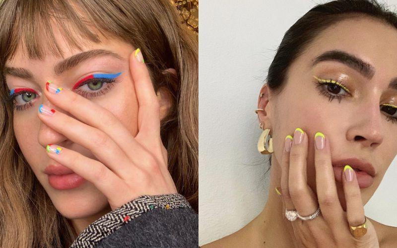 Makijaż dopasowany do manicure. Genialne połączenie, które musisz wypróbować - zdjęcie 1
