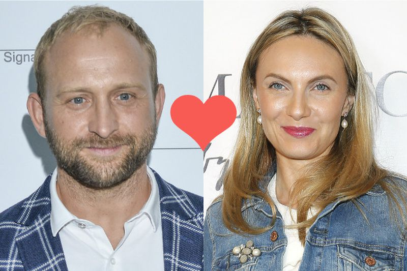 Sylwia Gliwa i Borys Szyc...
