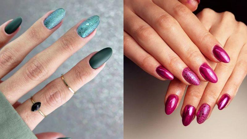 Piankowy manicure, czyli tzw. bubbl...