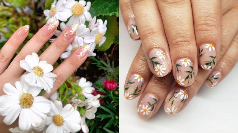 Daisy nails to paznokcie...