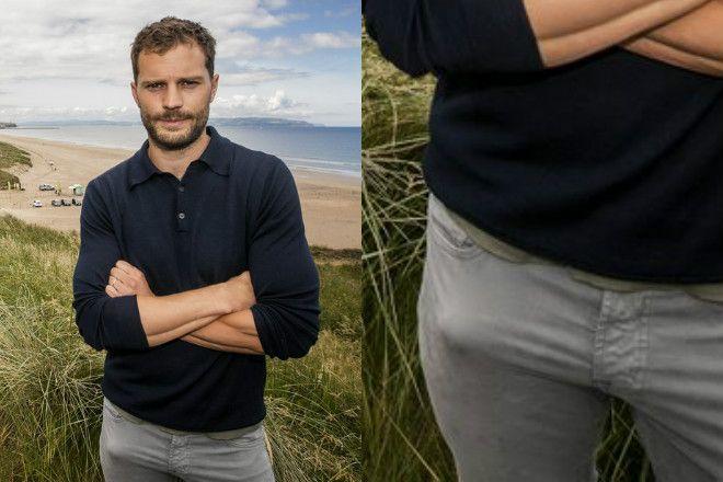 erekcja w spodniach