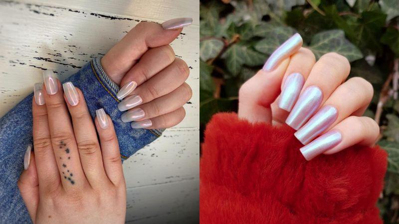 Kochamy opalizujące paznokcie, bo n...