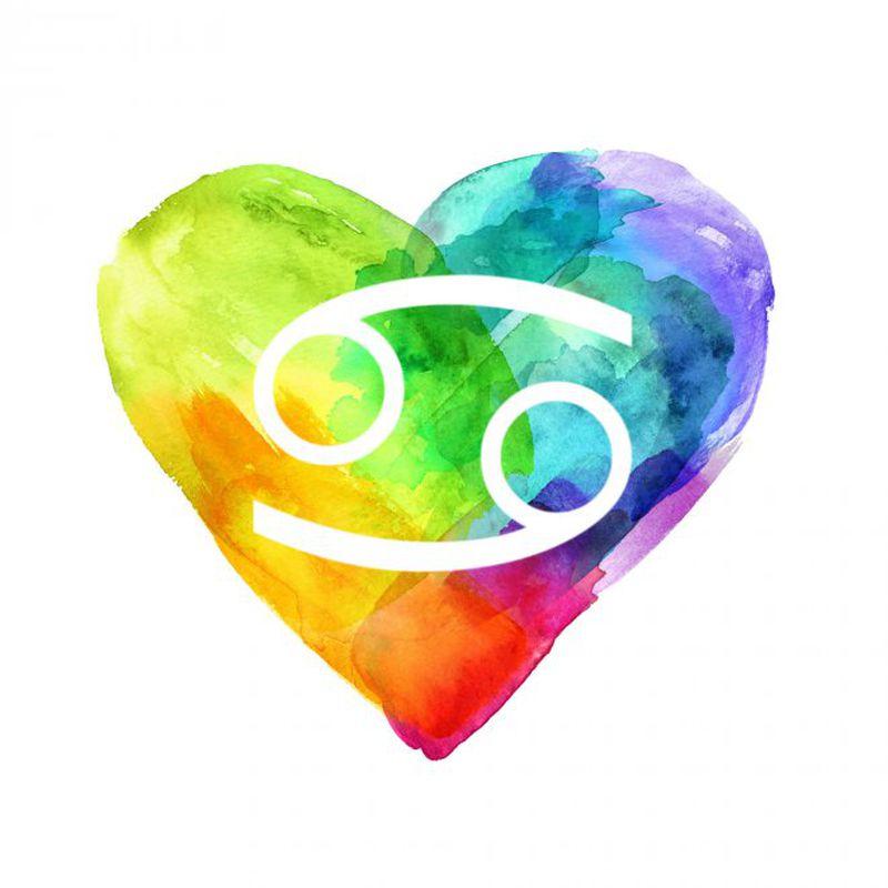 Rak W kwestii miłości...