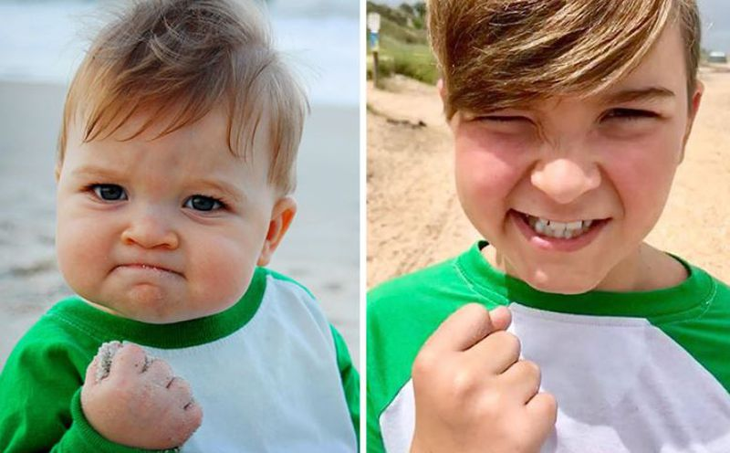 #1 Success Kid (Sam Griner) Sammy,...