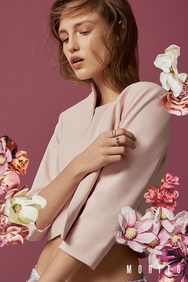 Nowy lookbook MOHITO Flower Crush - 2
