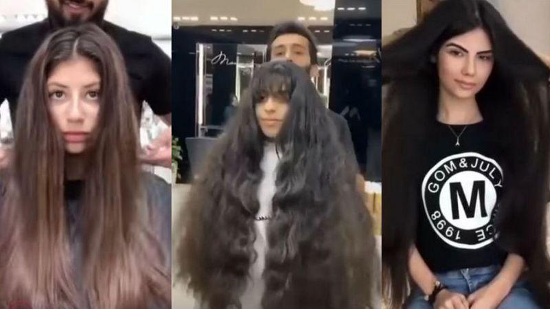 Włosy zapuszczamy na pierwszą...