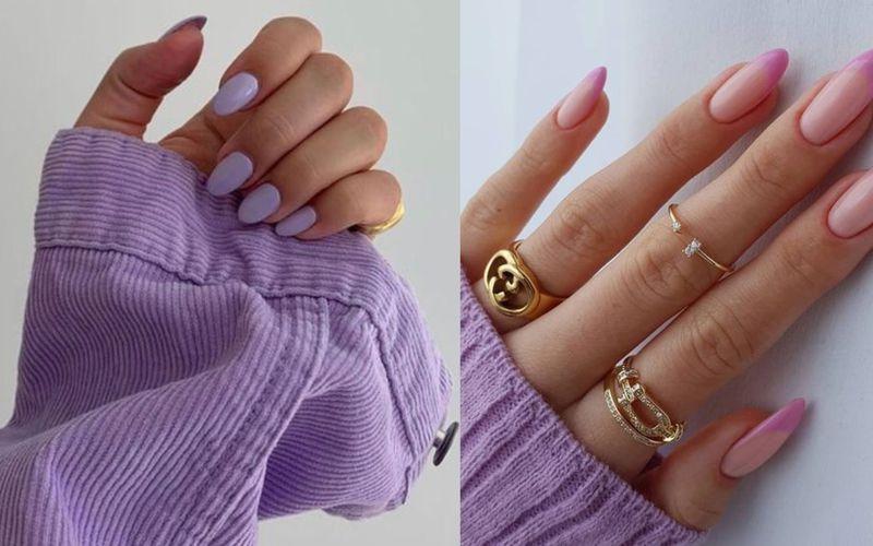 """Nic nie mówi """"wiosna"""" tak, jakmauvenails. Ten manicure jest wprost urzekający - zdjęcie 1"""