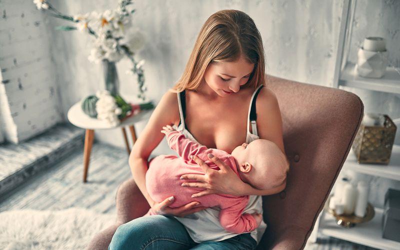 8 zasad prawidłowego karmienia piersią - zdjęcie 1