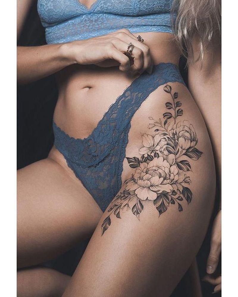 Gdzie zrobić tatuaż, żeby facet oszalał z podniecenia? - 2